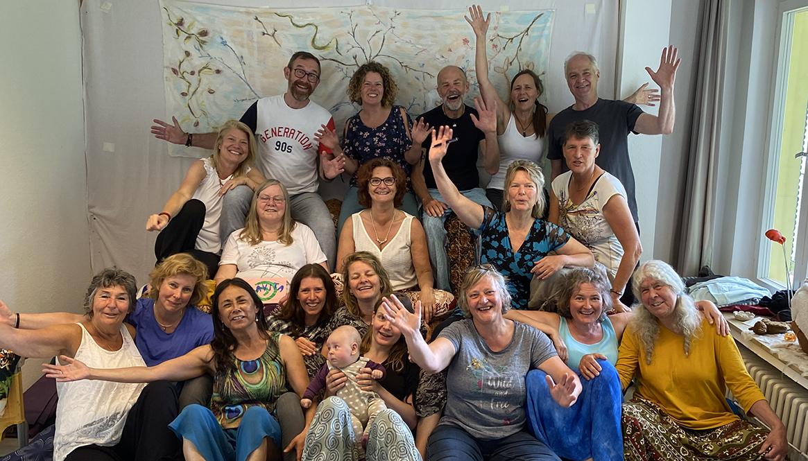Biodanza vakantieweek Savita 2021